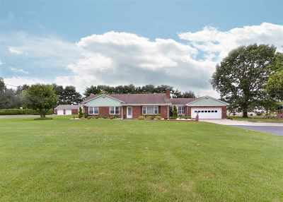 Vineland Single Family Home For Sale: 1969 E Oak Road