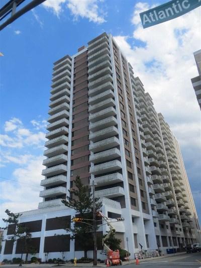 Atlantic County Condo/Townhouse For Sale: 100 S Berkley Square Unit 8g #8G