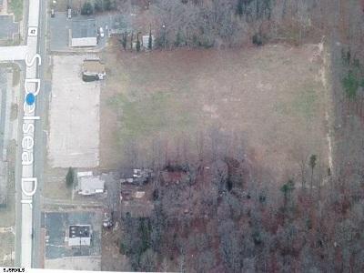Vineland Residential Lots & Land For Sale: 1011 S Delsea Dr