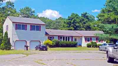 Egg Harbor Township NJ Single Family Home For Sale: $625,000