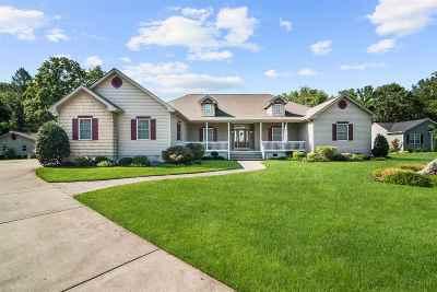 Vineland Single Family Home For Sale: 1031 Golda Ln
