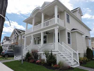 Margate Single Family Home For Sale: 2a S Brunswick