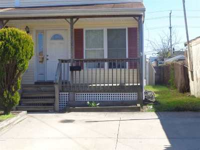 Atlantic City Single Family Home For Sale: 1818 Ontario