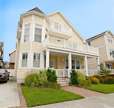 Ventnor Single Family Home For Sale: 115 S Sacramento