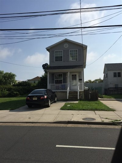 Atlantic City Single Family Home For Sale: 407 N Indiana