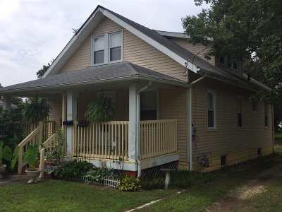 Millville Single Family Home For Sale: 1010 S 3rd