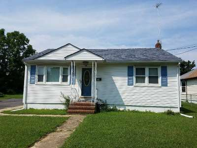 Millville Single Family Home For Sale: 514 N 9th