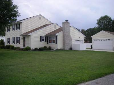Vineland Single Family Home For Sale: 588 Brentwood