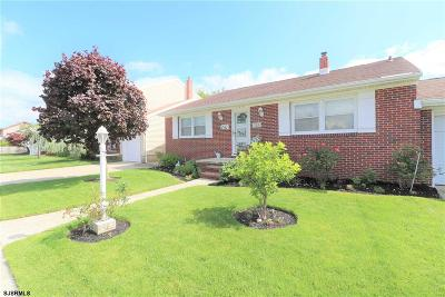 Margate Single Family Home For Sale: 329 N Gladstone