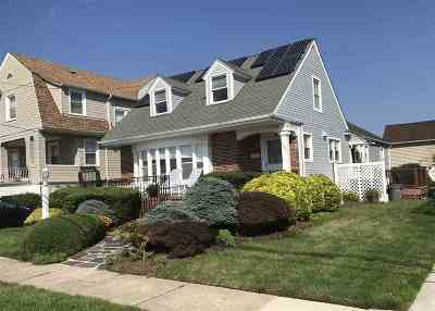 Ventnor Single Family Home For Sale: 5505 Atlantic Ave