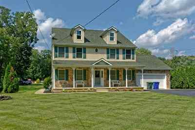Newfield Single Family Home For Sale: 1085 Dutch Mill