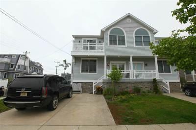 Atlantic City, Longport, Longport Borough, Margate, Ventnor, Ventnor Heights Rental For Rent: 202 N Coolidge