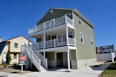 Atlantic City, Longport, Longport Borough, Margate, Ventnor, Ventnor Heights Rental For Rent: 31 N 32 Avenue