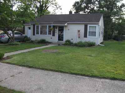Millville Single Family Home For Sale: 902 N 7th