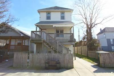 Atlantic City Single Family Home For Sale: 1918 Caspian Ave
