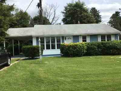 Vineland Single Family Home For Sale: 1139 Oak