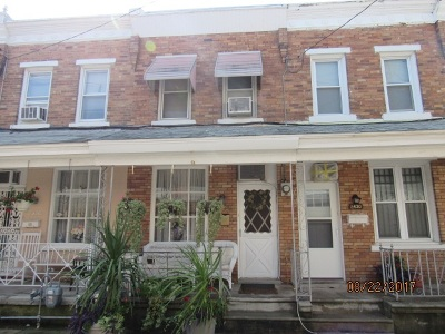 Atlantic City Single Family Home For Sale: 2428 Trenwith Terrace