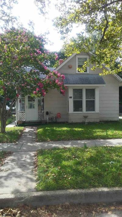 Vineland Single Family Home For Sale: 416 S 2nd