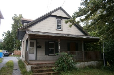 Millville Single Family Home For Sale: 153 S 2nd