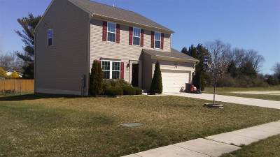 Vineland Single Family Home For Sale: 2560 Old Farm Dr