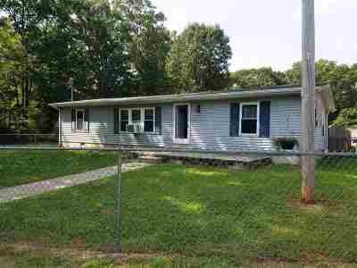 Vineland Single Family Home For Sale: 4649 Pennsylvania