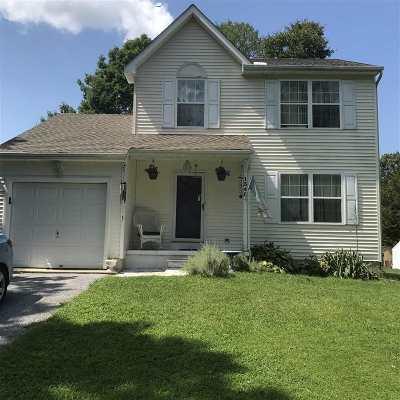 Vineland Single Family Home For Sale: 1340 Hawks