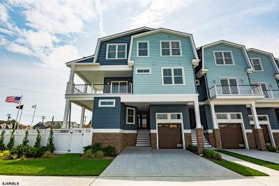 Longport Condo/Townhouse For Sale: 2 N 28th Ave #2