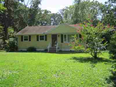 Franklinville Single Family Home For Sale: 26 Nelson