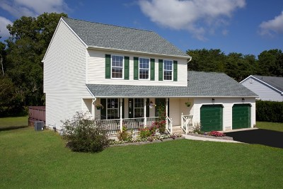 Millville Single Family Home For Sale: 10 Fox Cove