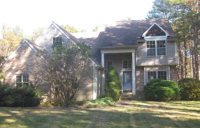 Franklinville Single Family Home For Sale: 2668 Tuckahoe