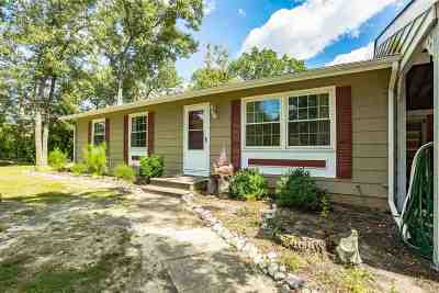 Single Family Home For Sale: 796 Porchtown
