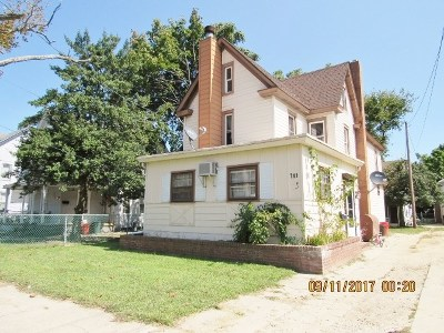 Millville Multi Family Home For Sale: 711 N 4th Street