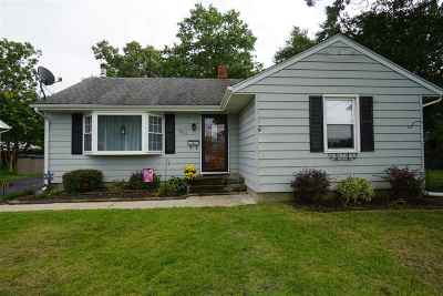 Millville Single Family Home For Sale: 901 D