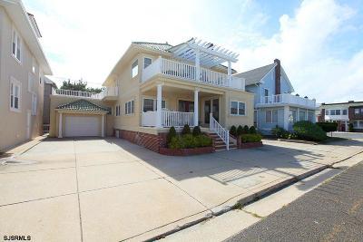 Beachblock Single Family Home For Sale: 102 S Franklin