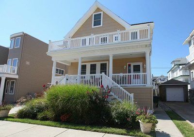 Atlantic City, Longport, Longport Borough, Margate, Ventnor, Ventnor Heights Rental For Rent: 108 S Sacramento Ave