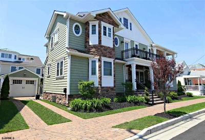 Margate Single Family Home For Sale: 12 S Lancaster Ave