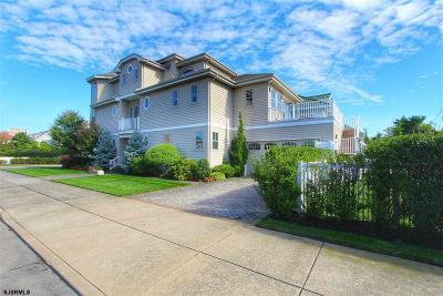 Ventnor Single Family Home For Sale: 100 S Dudley Ave