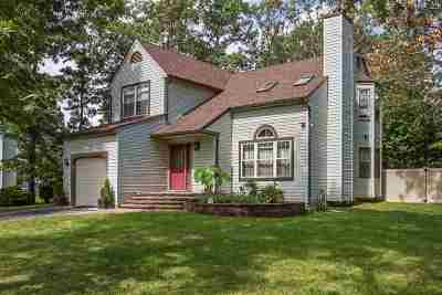 Millville Single Family Home For Sale: 1616 Redwood Ave