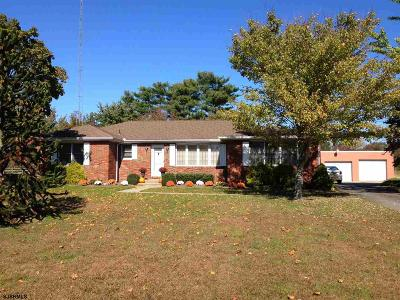 Vineland Single Family Home For Sale: 4268 Post