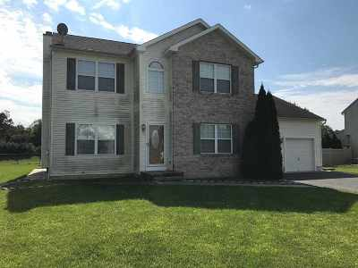 Vineland Single Family Home For Sale: 2213 Musterel