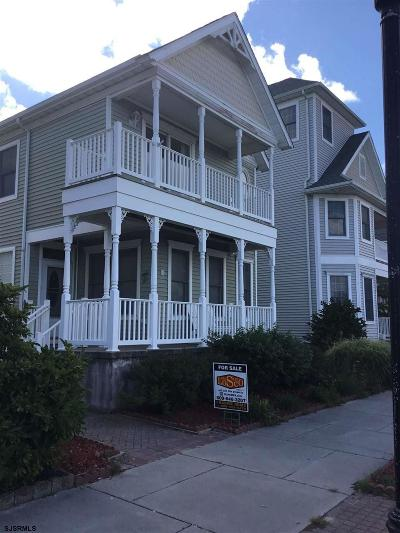 Atlantic City Single Family Home For Sale: 104 Caspian
