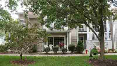 Linwood Condo/Townhouse For Sale: M-14 Constitution #M-14