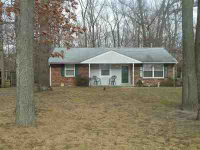 Vineland Single Family Home For Sale: 3212 Palermo