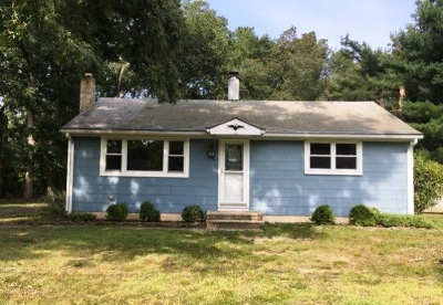 Vineland Single Family Home For Sale: 5476 Independence