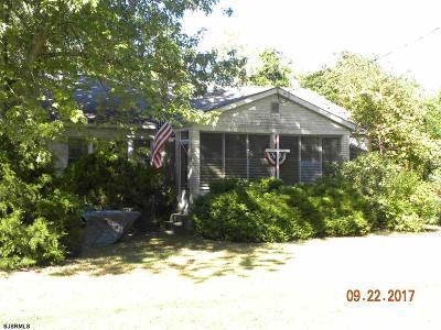 Vineland Single Family Home For Sale: 5210 N Delsea