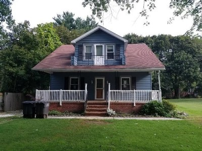 Newfield Single Family Home For Sale: 110 Helena