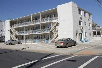 Margate NJ Condo/Townhouse For Sale: $159,000