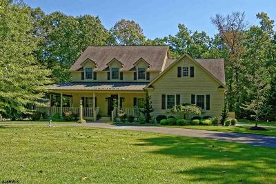 Vineland Single Family Home Undercontract-Cont Toshow: 3735 Canterbury Ln