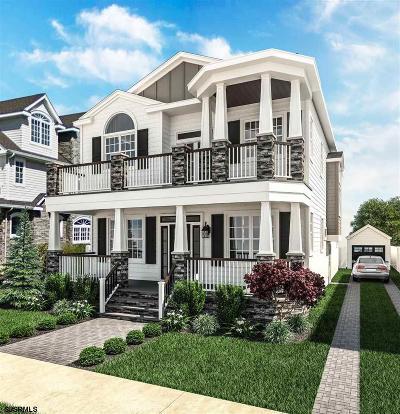 Margate Single Family Home For Sale: 11 S Cedar Grove