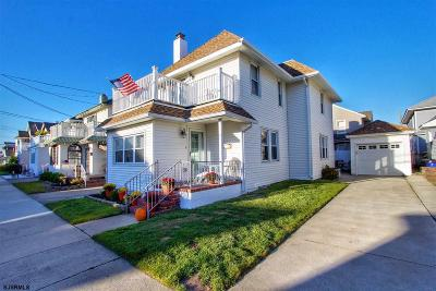 Margate Single Family Home For Sale: 21 N Iroquois